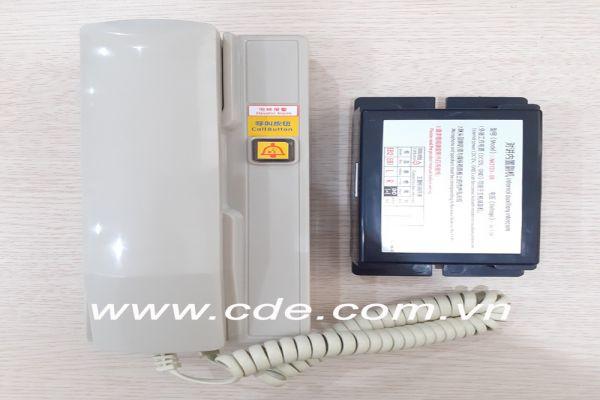 Intercom - Điện thoại thang máy