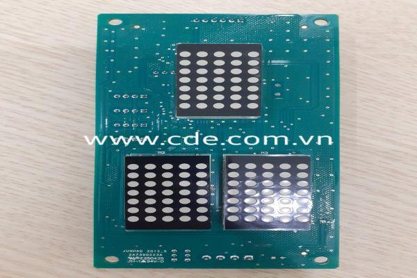 Board hiển thị matrix SM-04VR01