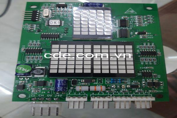 Bo hiển thị FX3G-04-VA