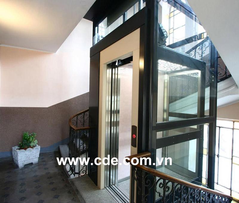 Homelift CDE P4-CO24-4/4 320Kg