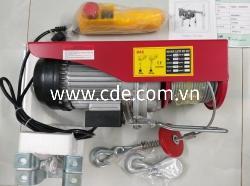 Tời điện 1 pha 220VAC
